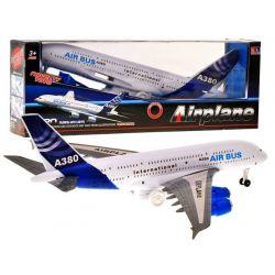 Dopravné lietadlo Airbus A380, model