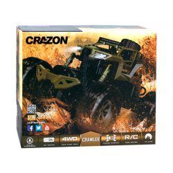 MONSTER TRUCK Crazon Ghost 4WD 1:16 na diaľkové ovládanie