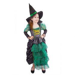 Kostým čarodejnica/Halloween, M