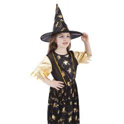Kostým čarodejnica/Halloween, S