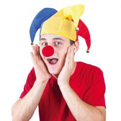Čiapka a nos pre klauna