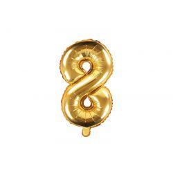 Balón 35 cm, číslo 8