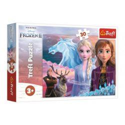 Puzzle Frozen 30 dielov