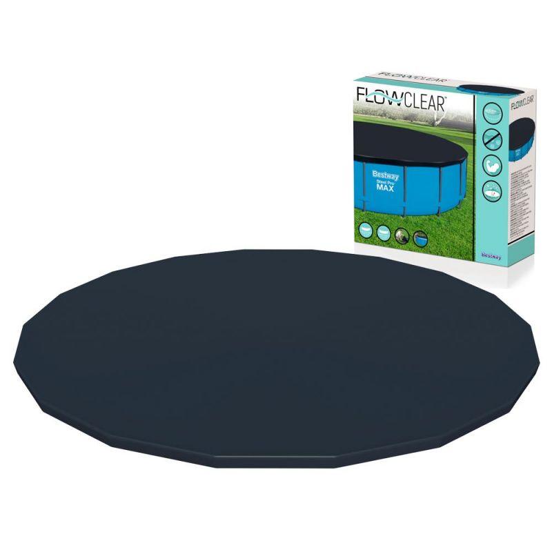 Bestway 58039 prikrývka na bazén s konštrukciou 549 cm