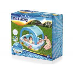 Bestway 52192 detský bazén so strieškou, 147 cm