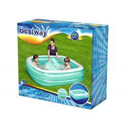 Bestway 54005, Nafukovací bazén 201x150x51 cm