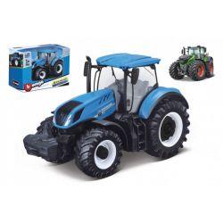 Kovový traktor Bburago Fendt 1050 Vario/New Hollan