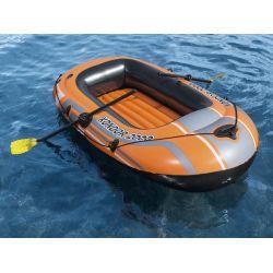 Nafukovací čln HYDRO-FORCE 61062 + veslá + pumpa