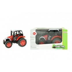 Traktor na zotrvačník, 14cm