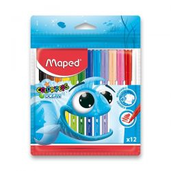 MAPED fixky Color´Peps Ocean 12 farieb