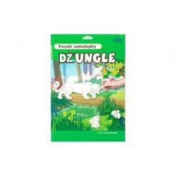 Veselé samolepky Džungľa