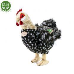 Plyšová sliepka, 33 cm, ECO-FRIENDLY