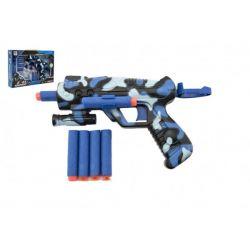 Pištoľ na penové náboje