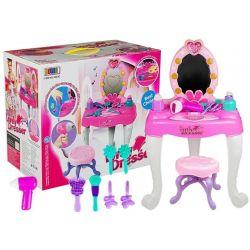 Detský toaletný stolík