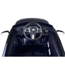 ELCARS  elektrické BMW 6GT, kožená sedačka, EVA kolesá