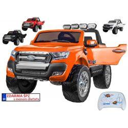 ELCARS Ford Ranger Wildtrack 4x4, dvojmiestne 139cm