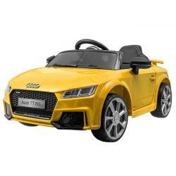 ELCARS elektrické autíčko AUDI TT RS, licencia, multifunkčné diaľkové, EVA kolesá
