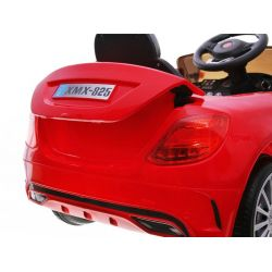 ELCARS športové Cabrio s multifunkčným diaľkovým, plynulý štart, tlmiče