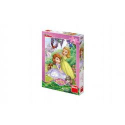 Puzzle princezná Sofia, 24 dielikov