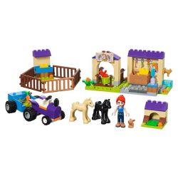 LEGO Friends - Mia a stajna pre žriebätko