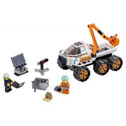 LEGO - Testovacia jazda- Kozmické vozidlá