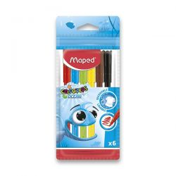 ,MAPED fixky Color´Peps Ocean 6 farieb