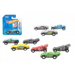 Auto/formula Hot Wheels drevené 9cm