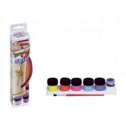 Farby na keramiku a sklo