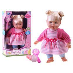 Hovoriaca bábika s mäkkým telíčkom