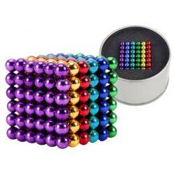Magnastix- Magnetické guličky 216 kusov