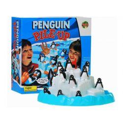 Preteky tučniakov – ľadová hora