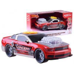 Športové auto Mustang, so zvukom a svetlom