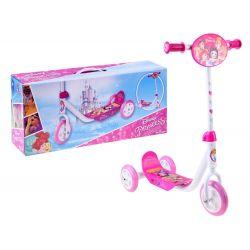 Detská 3-kolesová kolobežka Disney Princess