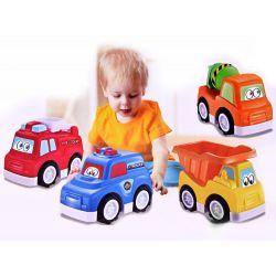 Plastové autíčko pre najmenšie deti