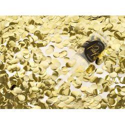 Vystreľovacie konfety, zlaté