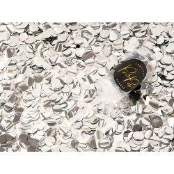 Vystreľovacie konfety, strieborné