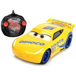 Auto Cars Dinoco Cruz na diaľkové ovládanie