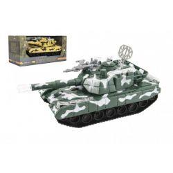 Tank so svetlom a zvukom, 26 cm