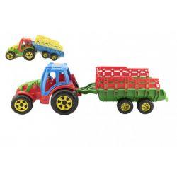 Traktor s vlečkou 75 cm