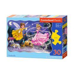 Castorland Puzzle Popoluška, 30 dielikov
