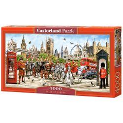 Castorland Puzzle Pýcha Londína, 4000 dielikov