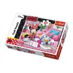 Puzzle Minnie a Daisy 30 dielikov