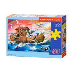 Castorland Puzzle Noemova archa, 60 dielikov