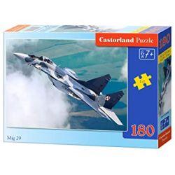 Castorland Puzzle Mig 29, 180 dielikov