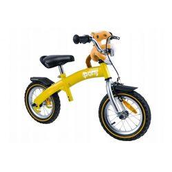 """Odrážací/klasický bicykel 12"""", Pony 6v1"""