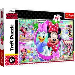 Puzzle- Minnie a Daisy, 260 dielikov