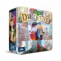 Hra- Klub detektívov