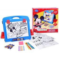 Cestovná tabuľa Mickey Mouse 2v1