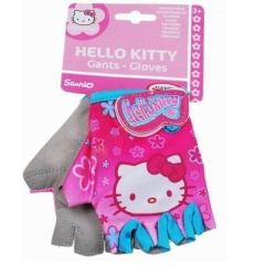 Cyklistické rukavice Hello Kitty
