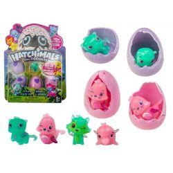 Hatchimals - set 4 zvieratok vo vajíčku